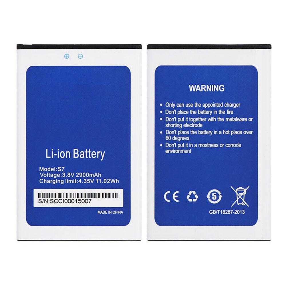 HOMTOM S7 batterie