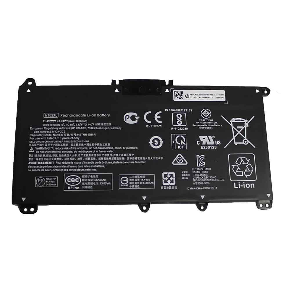 HP HT03XL batterie