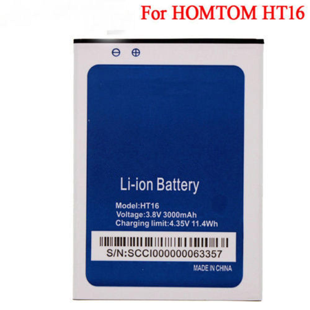 HOMTOM HT16 batterie