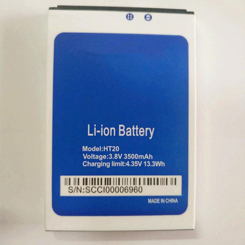 HOMTOM HT20 batterie