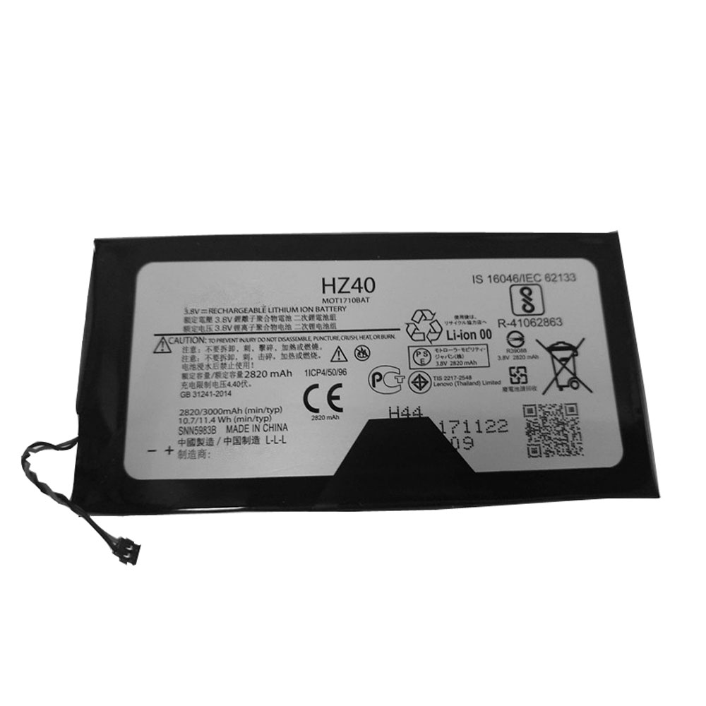 Motorola HZ40 batterie