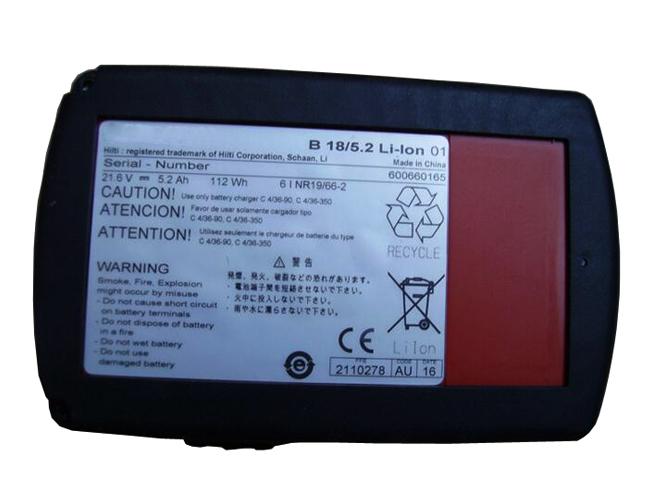 Hilti 2116092 batterie