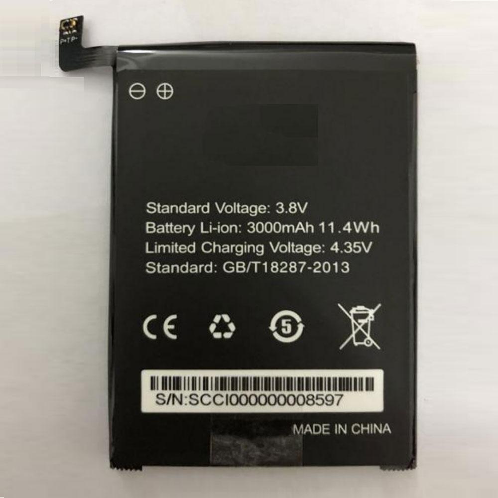 HOMTOM ZOJI batterie