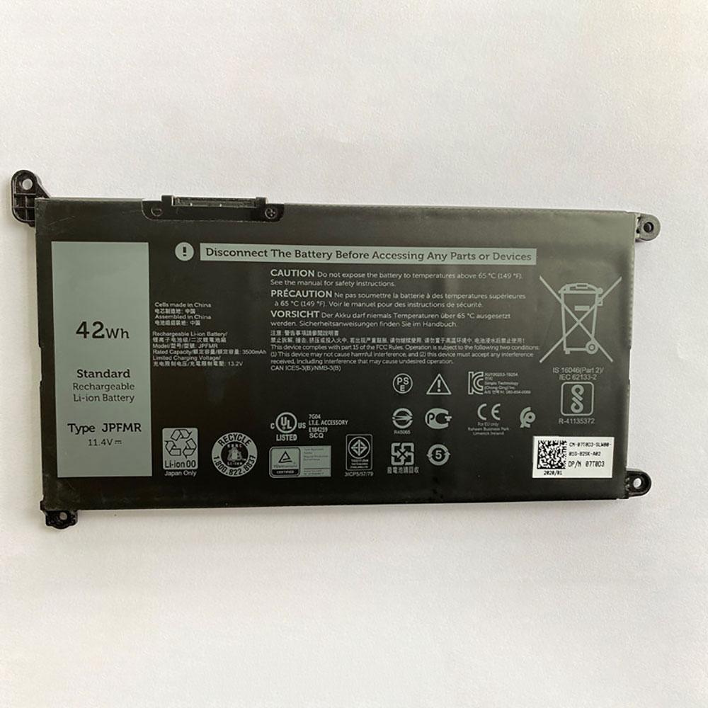 DELL JPFMR batterie