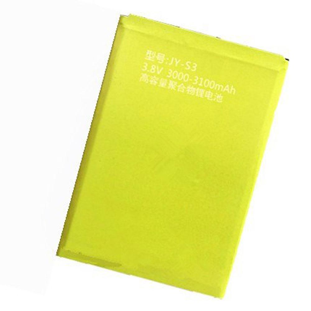Jiayu JY-S3 batterie