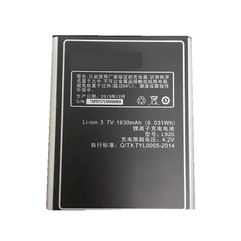 K-Touch L920 batterie