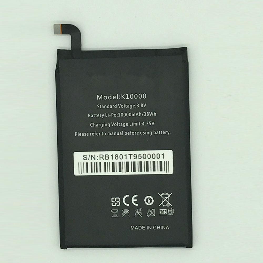 OUKITEL K10000 batterie