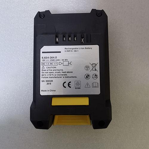 KARCHER 6.654-364.0 batterie