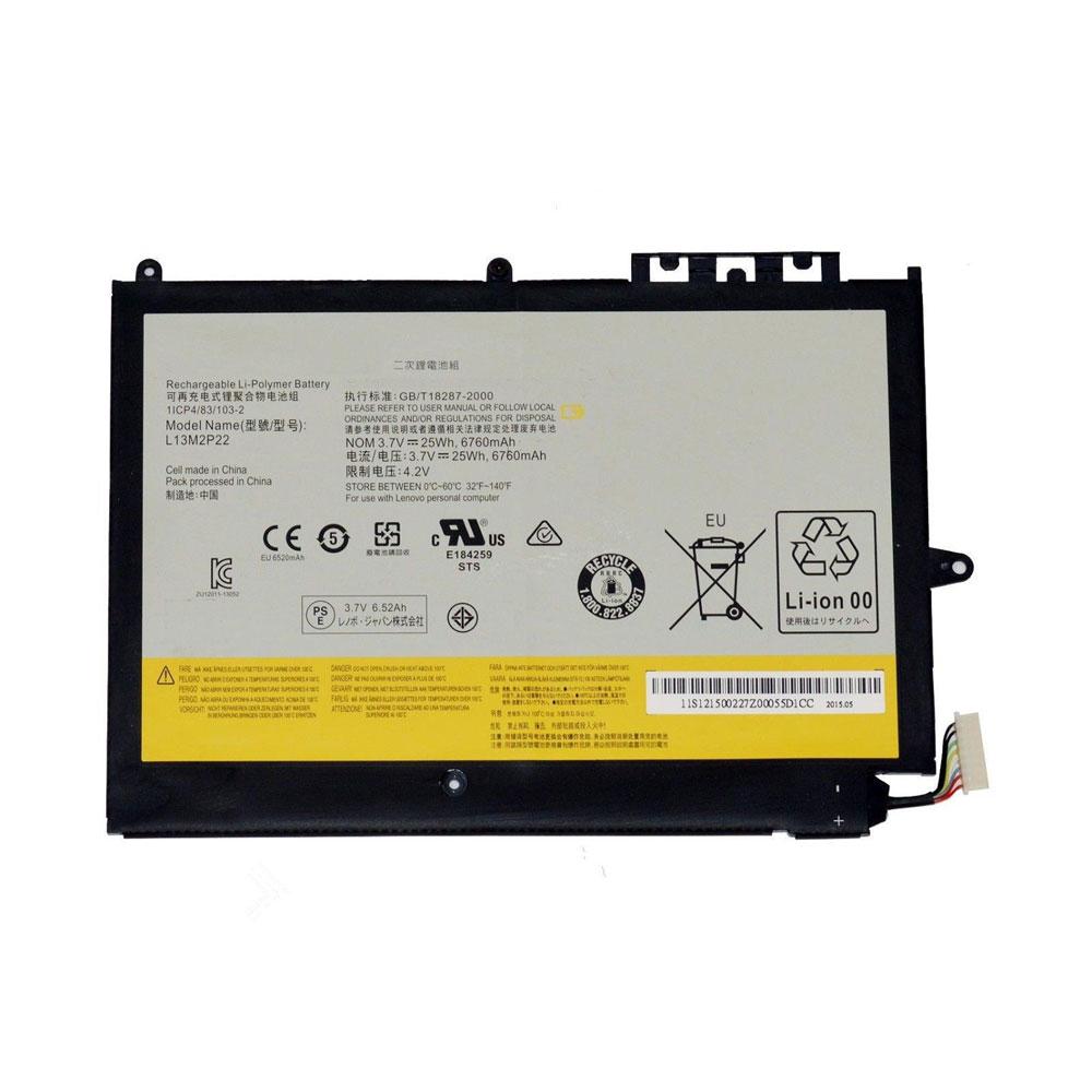 Lenovo L13M2P22 batterie