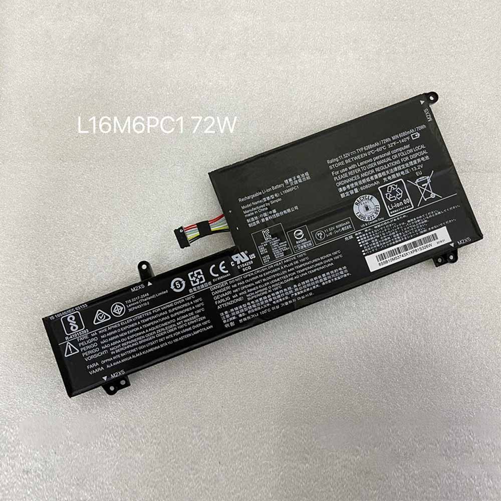 Lenovo L16M6PC1 batterie