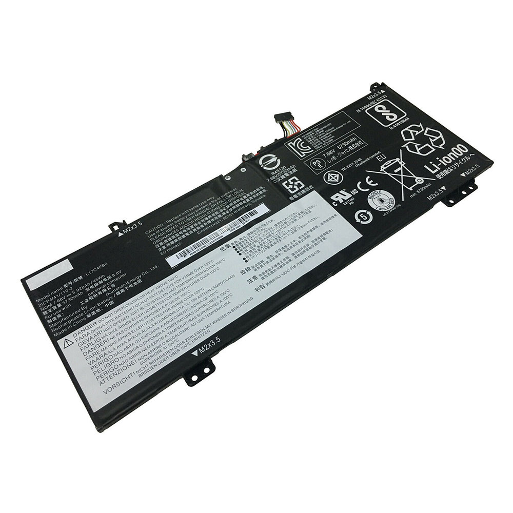 Lenovo L17C4PB0 batterie
