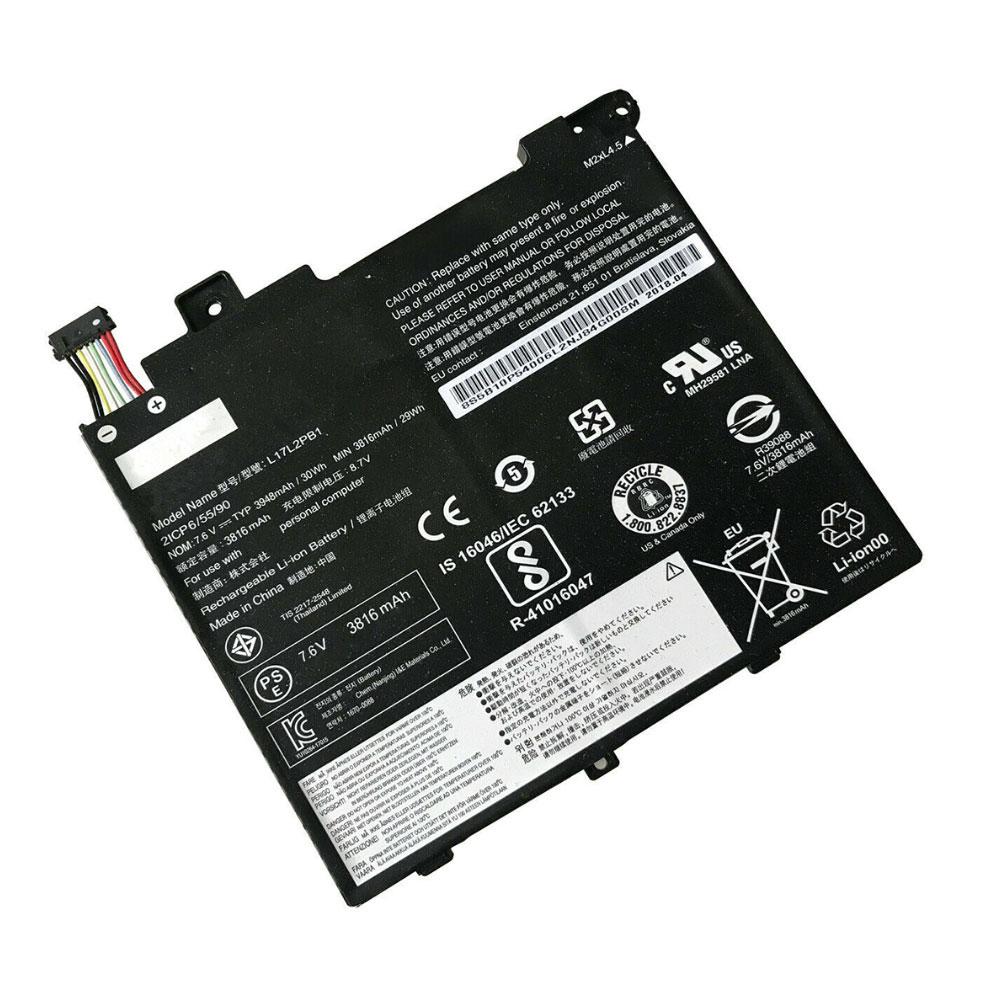 Lenovo L17L2PB1 batterie