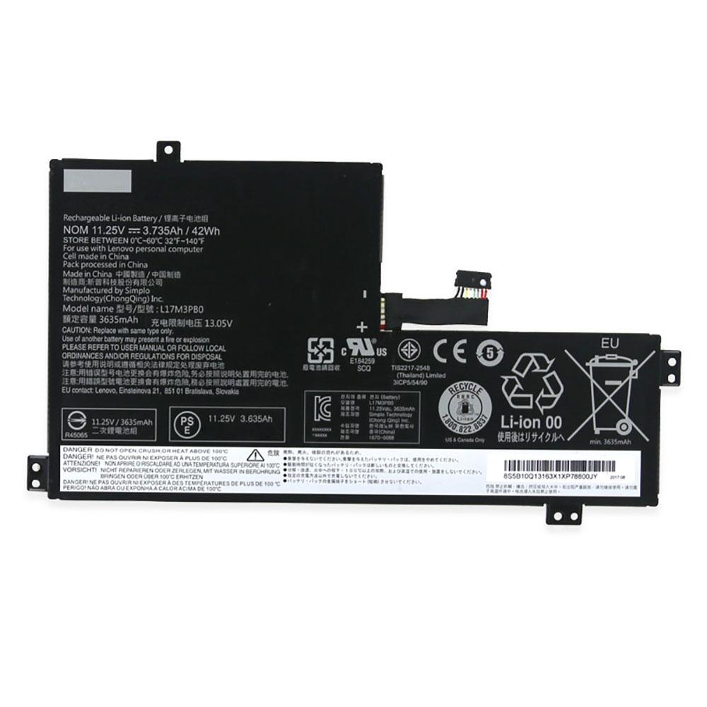 Lenovo L17C3PG0 batterie