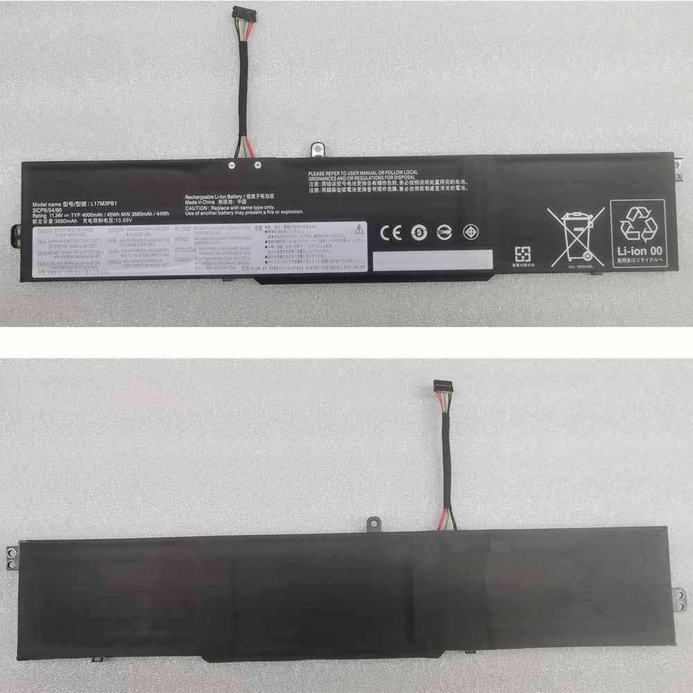 Lenovo L17M3PB1 batterie
