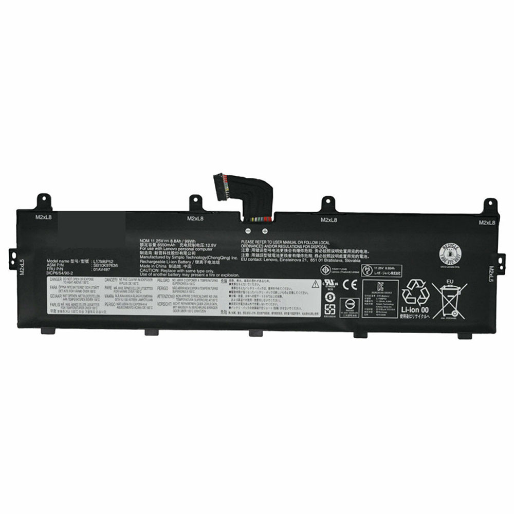 LENOVO L17M6P52 batterie