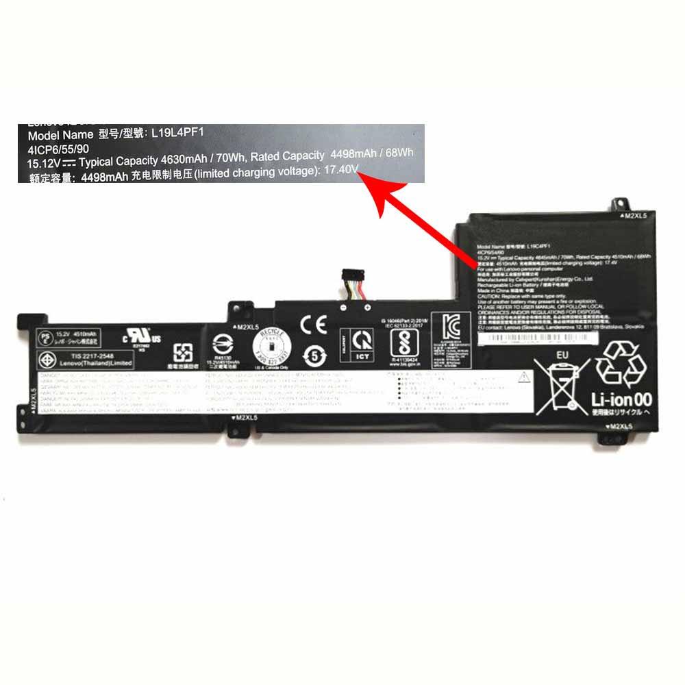 Lenovo Ideapad 5 15IIL05 Xiaoxin 15 2020 batterie