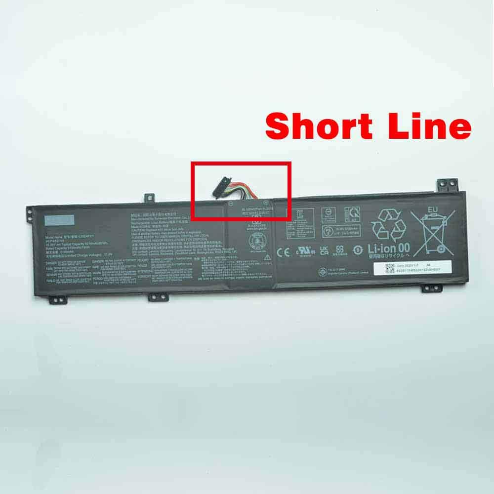 Lenovo Legion 5 Pro R9000P Y9000P 2021 batterie