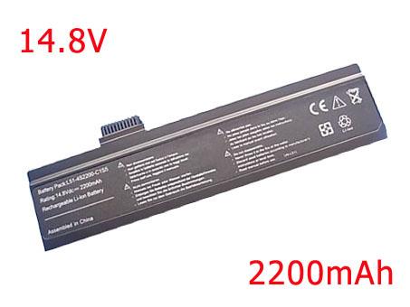 Advent L51-4S2200-G1L3 batterie
