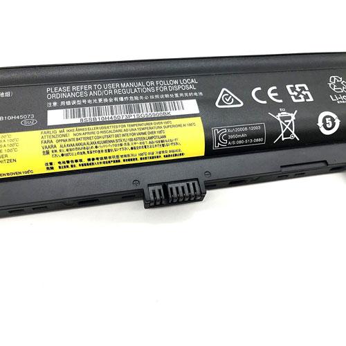 Lenovo SB10H45071 Batterie ordinateur remplacement pour Lenovo THINKPAD L560 L570