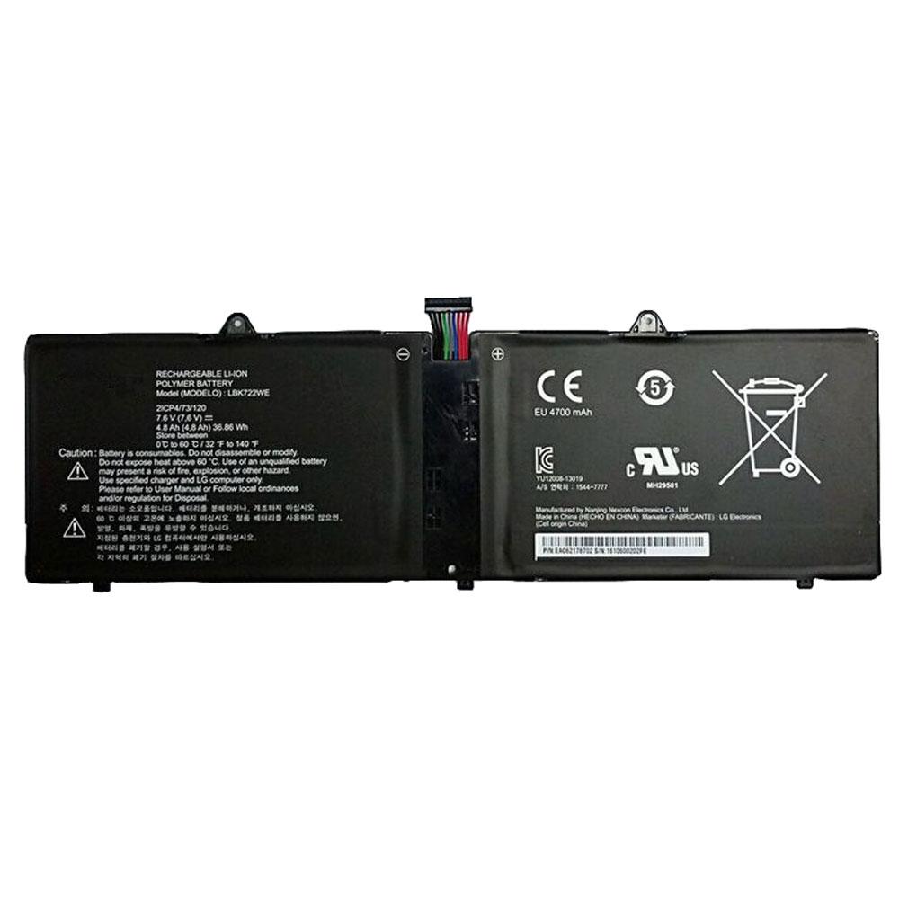 LG LBK722WE batterie