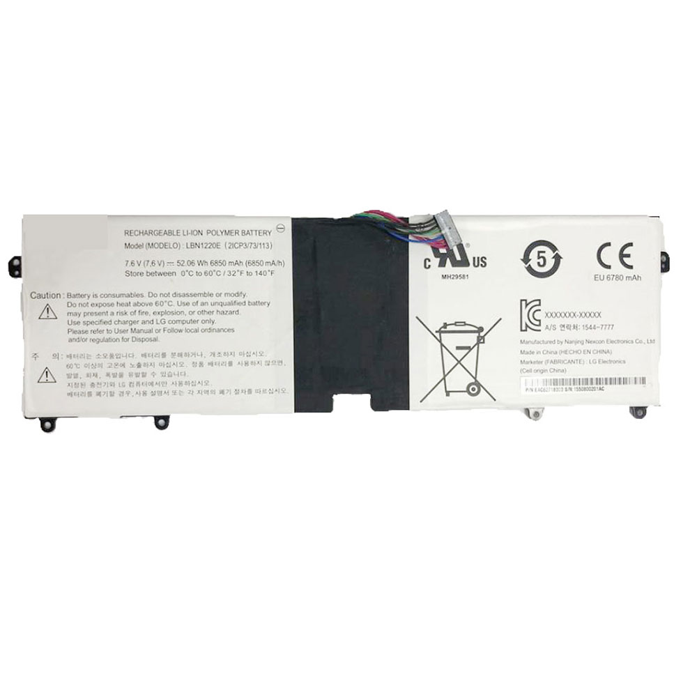 LG LBN1220E batterie