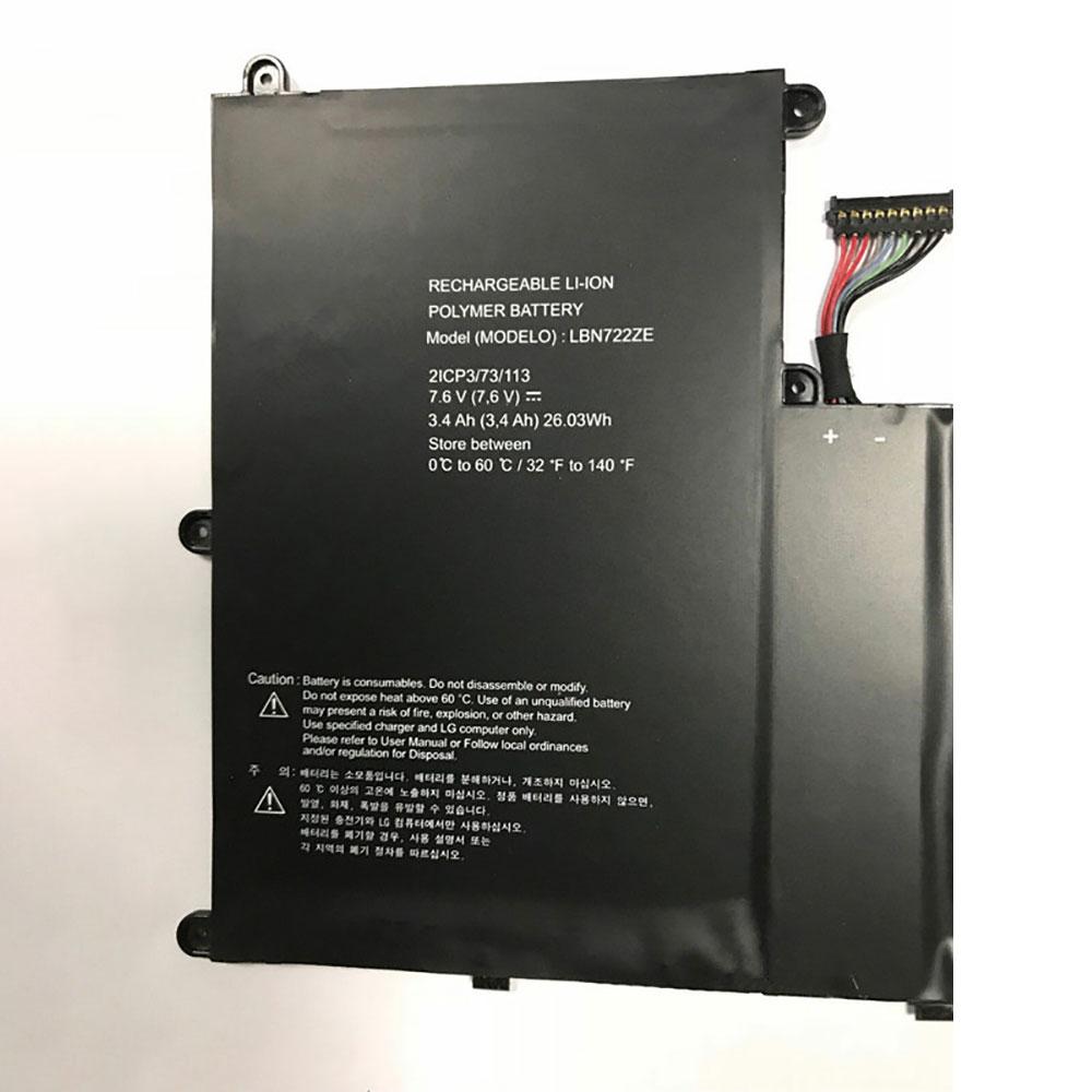 LG LBN722ZE batterie