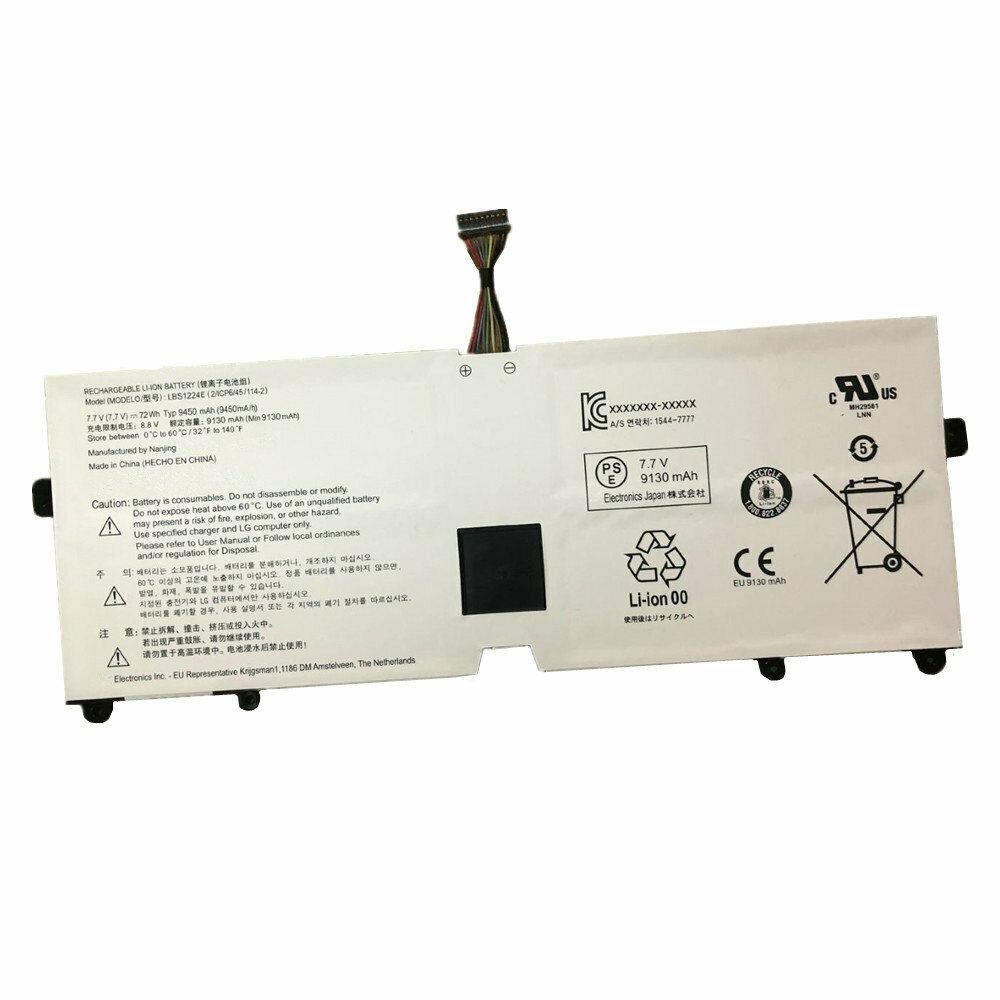 LG LBR1223E batterie