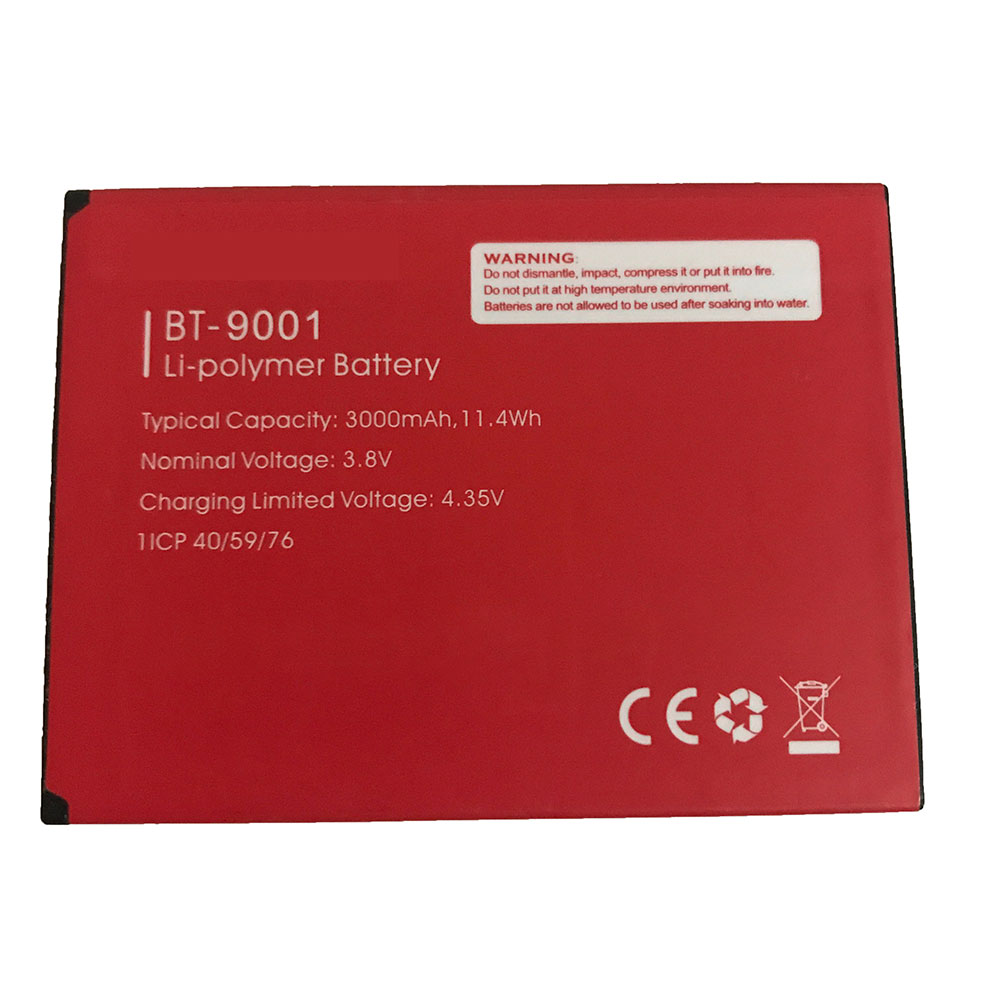 LEAGOO BT-9001 batterie