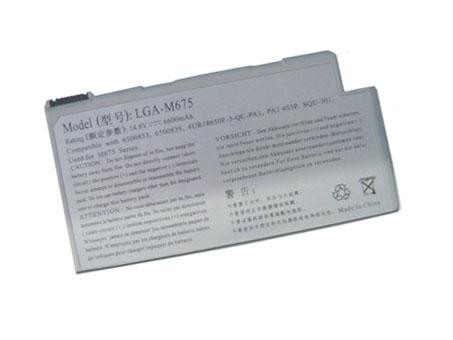 Gateway 6500839 batterie