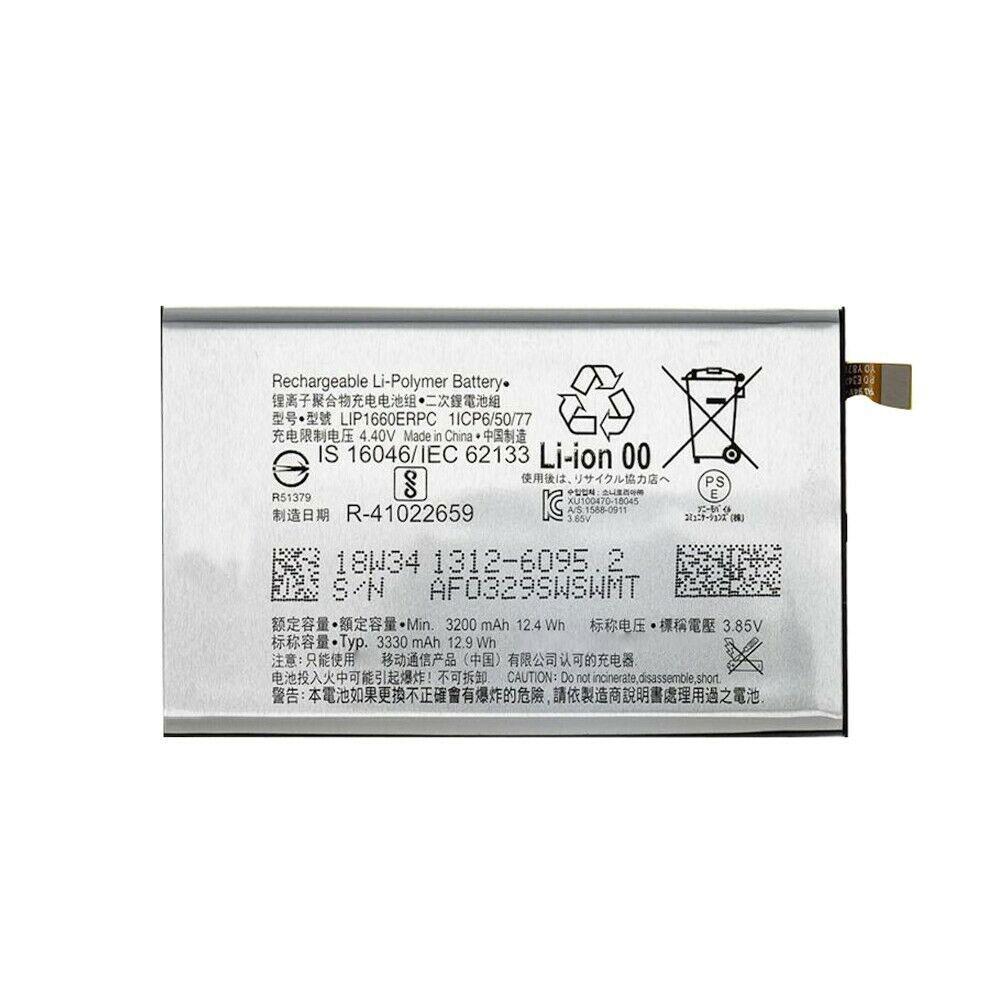 Sony LIP1660ERPC batterie