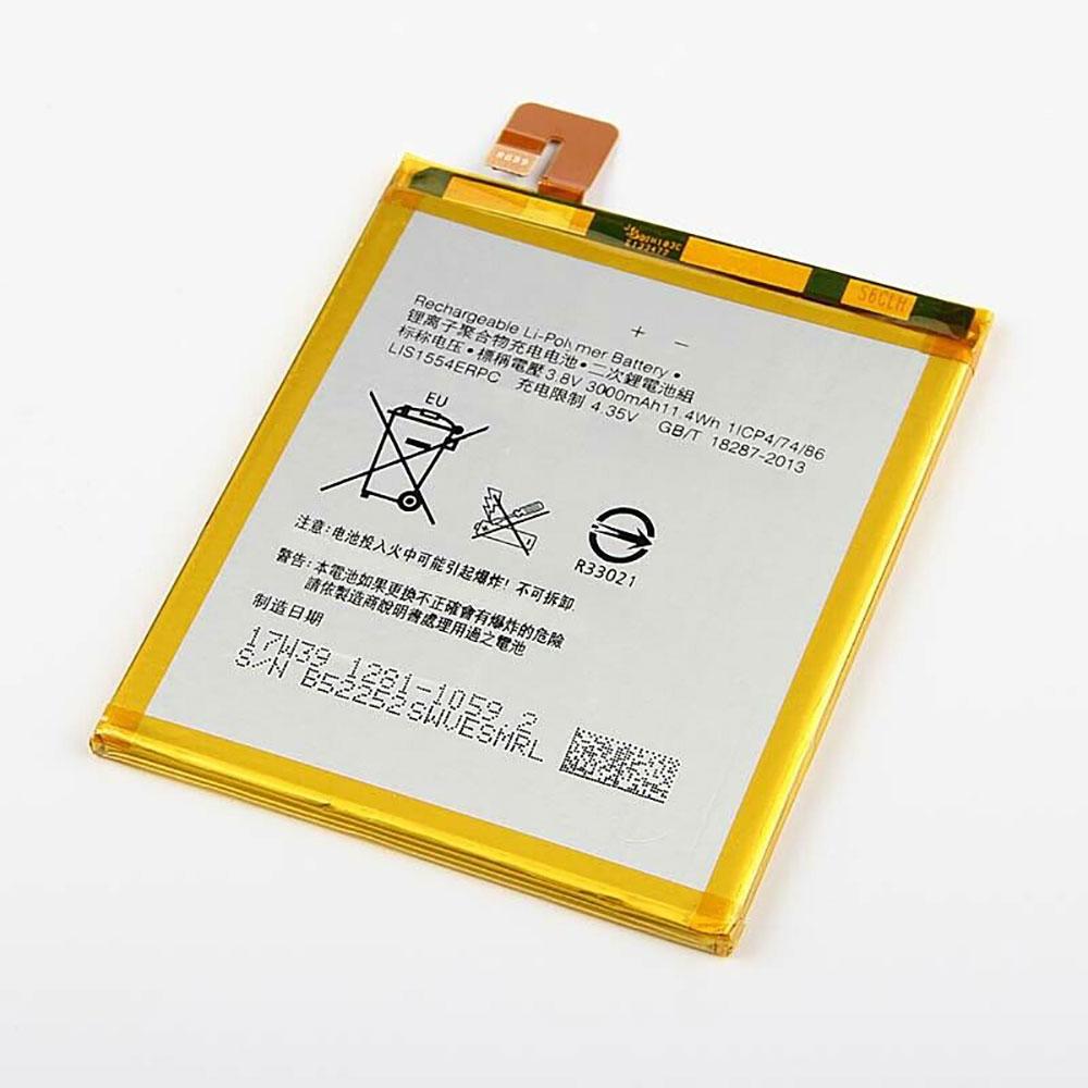 SONY LIS1554ERPC batterie