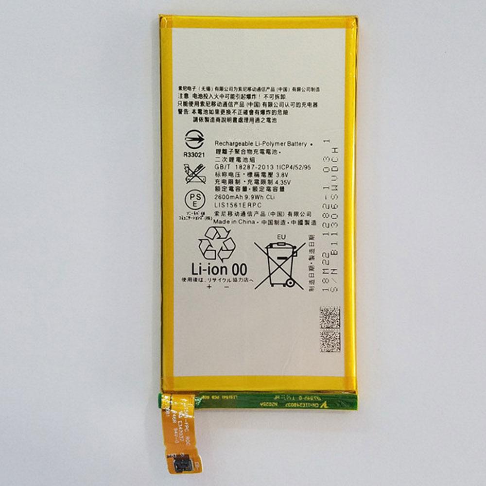 SONY LIS1561ERPC batterie