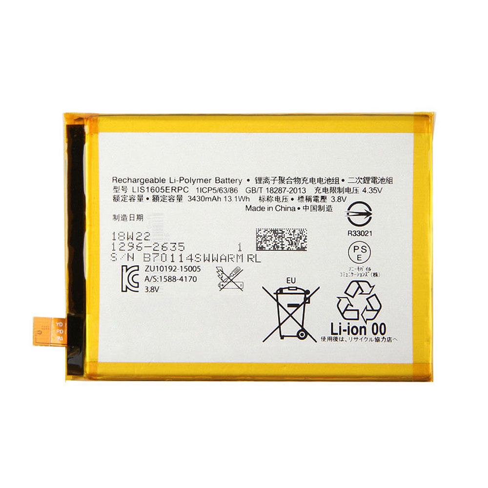 SONY LIS1605ERPC batterie