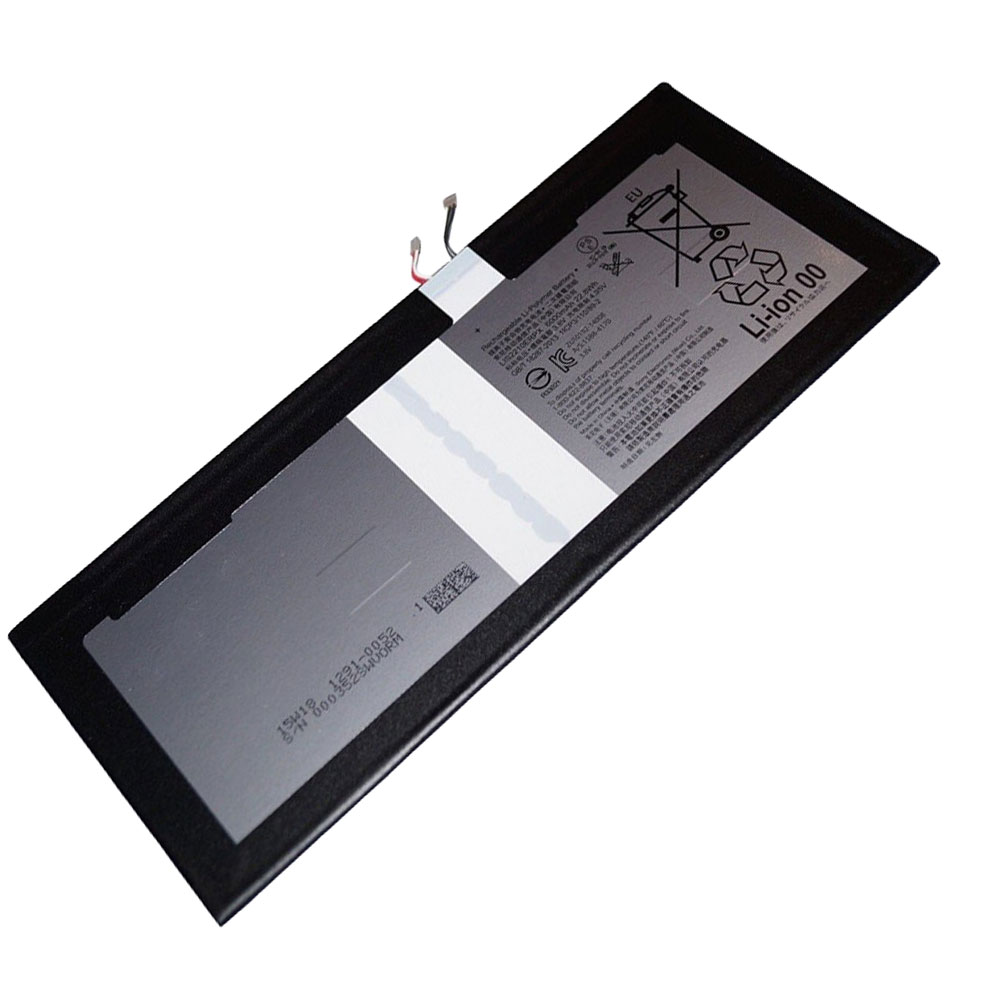 Sony Xperia Z4 Tablet SGP712 SGP771 batterie