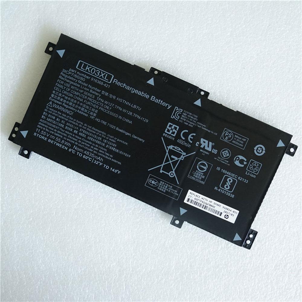 HP LKO3XL batterie