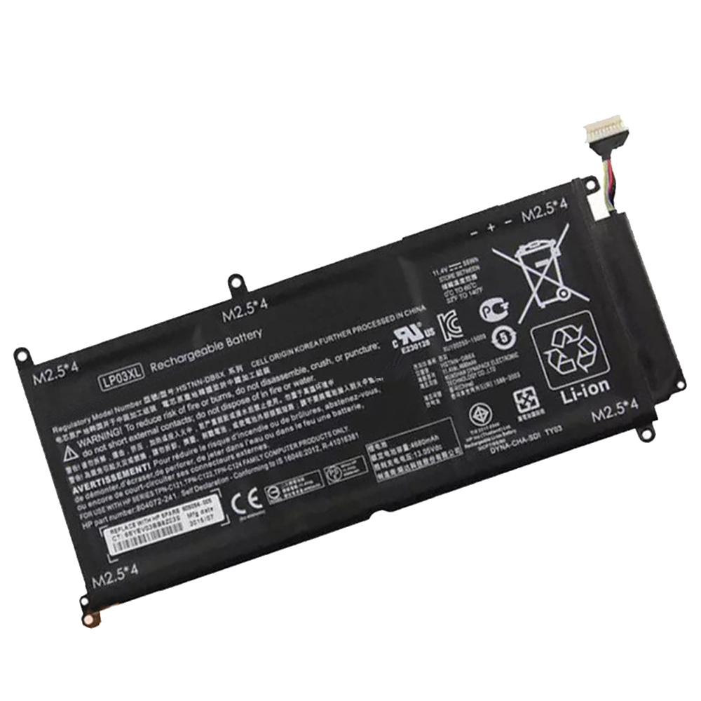 HP LP03XL batterie
