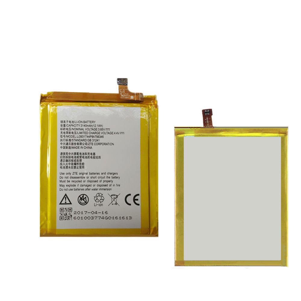 ZTE Li3931T44P8H756346 batterie
