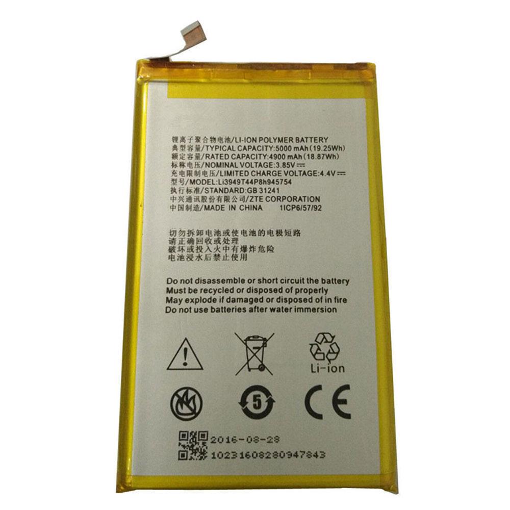 ZTE Li3949t44p8h945754 batterie