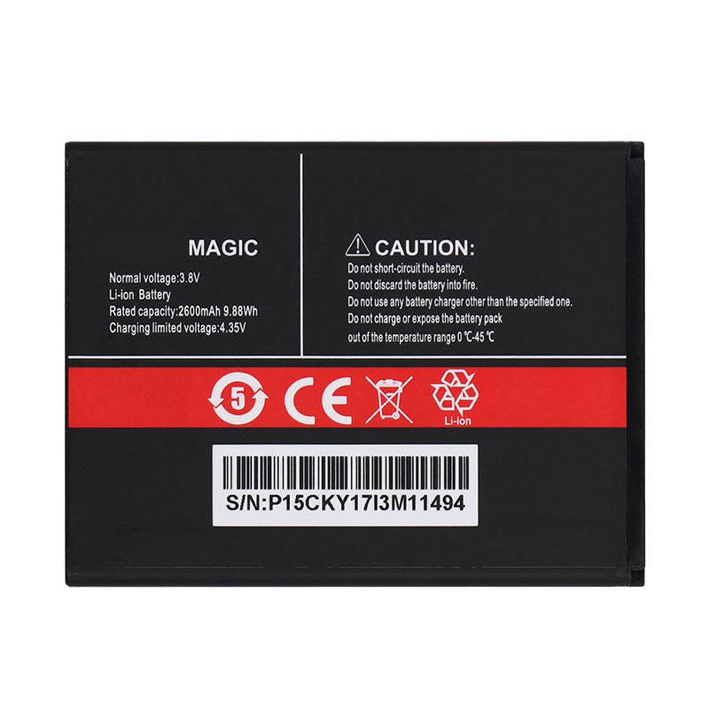 CUBOT MAGIC batterie