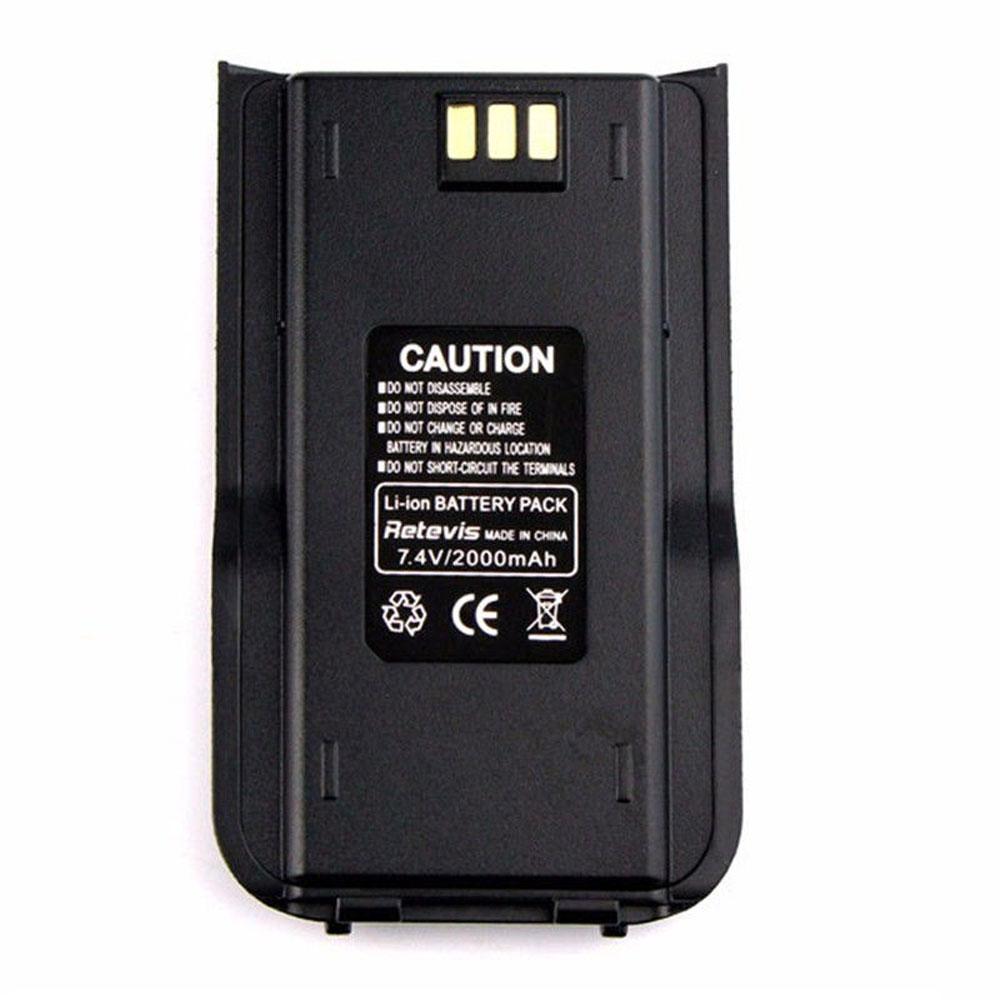 TYT md 380 batterie