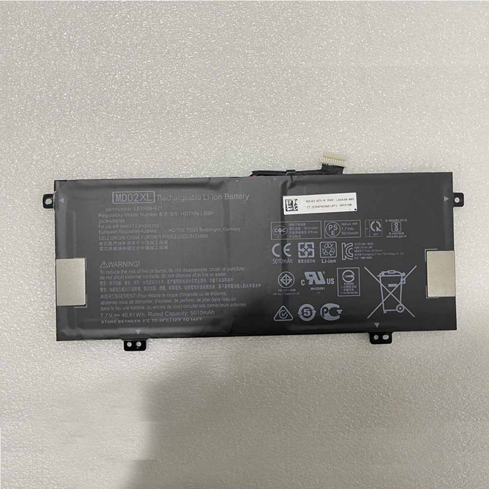 HP Chromebook X360 12 CA 12B CA0000 batterie