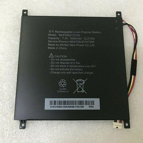 McNair MLP2462113-2s batterie