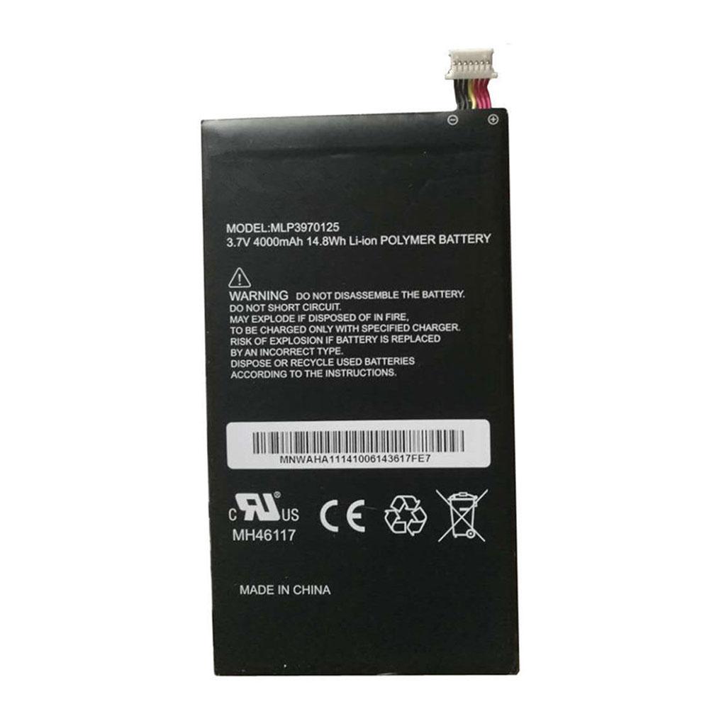 McNair MLP3970125 batterie