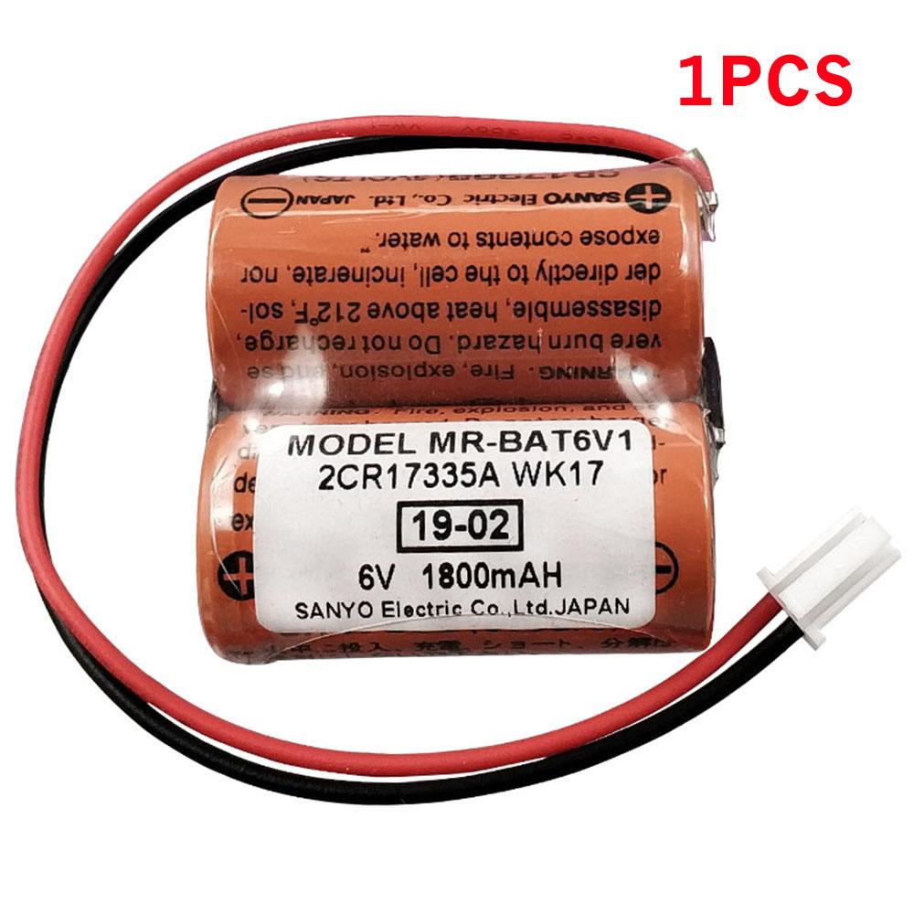 Mitsubishi MR-BAT6V1 batterie