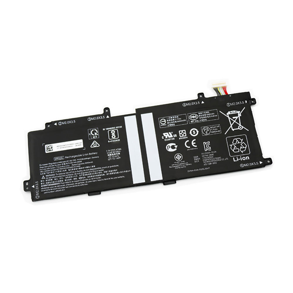 HP MR02XL batterie