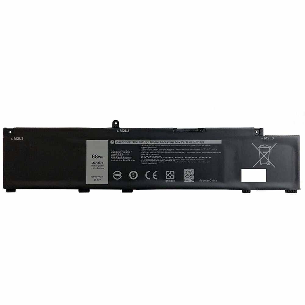 Dell MV07R batterie