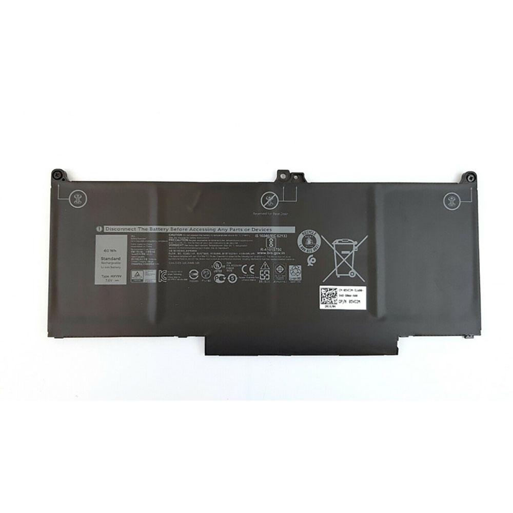 DELL MXV9V batterie