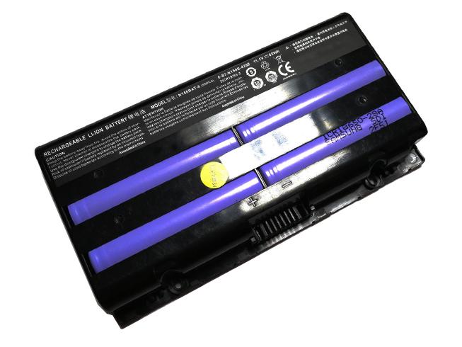 Clevo N150BAT-6 batterie