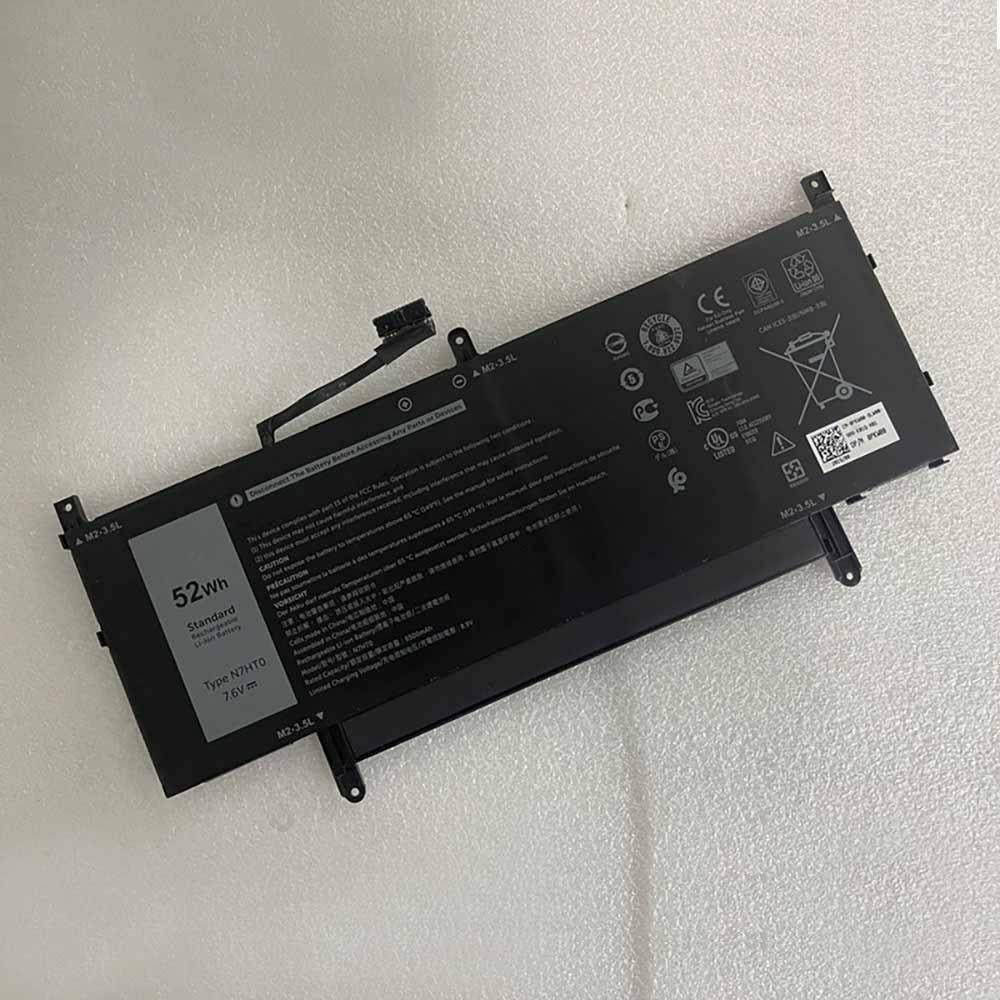 Dell N7HT0 batterie