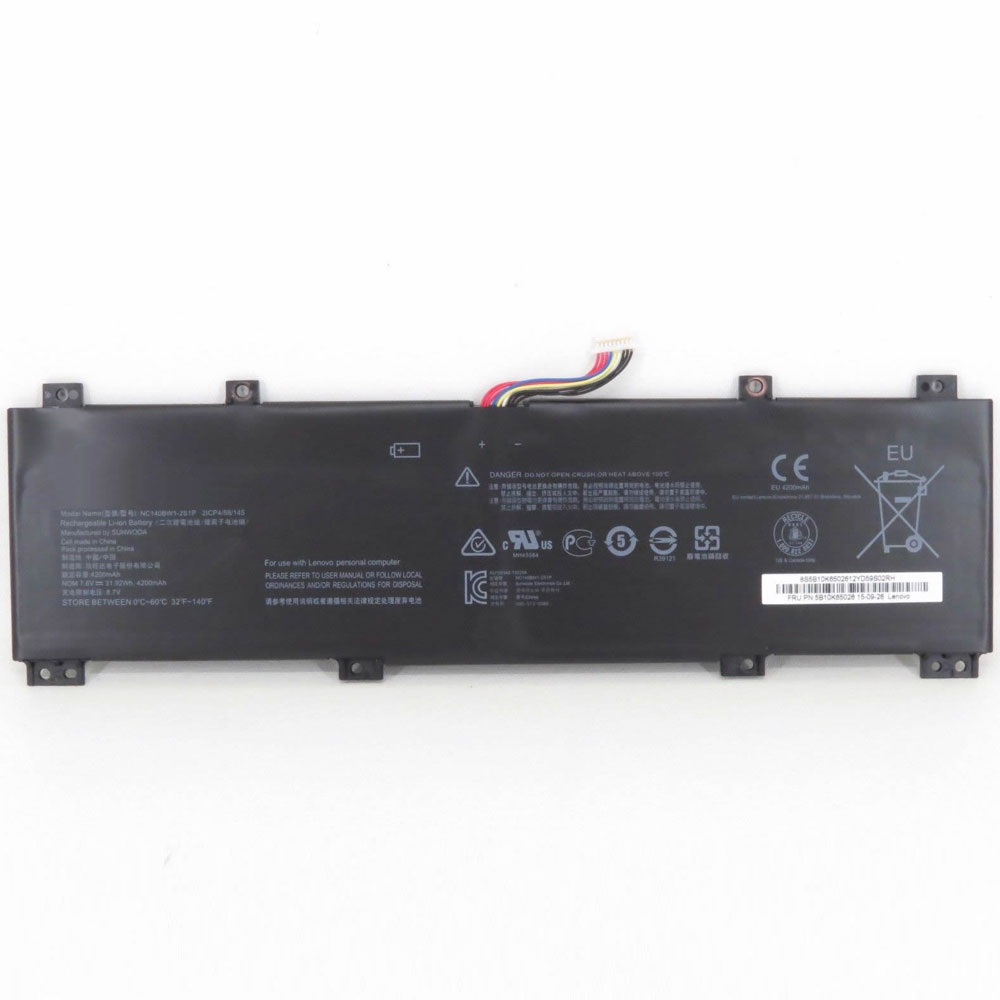 NC140BW1-2S1P batterie